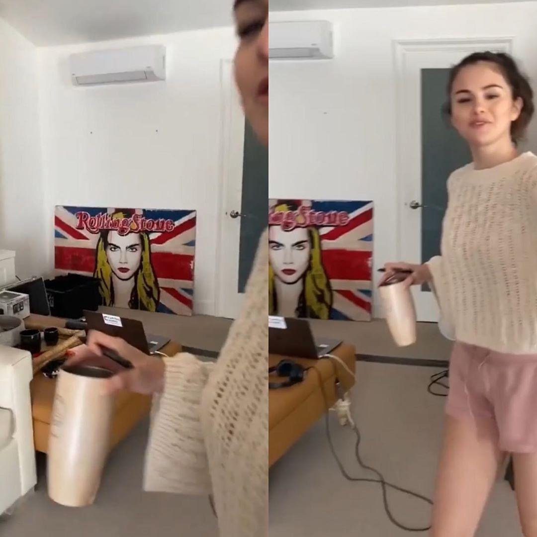 ویدئو جدید سلنا در IGTV