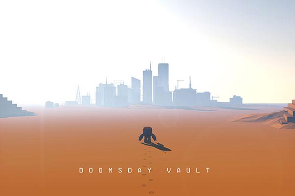 بررسی بازی Doomsday Vault