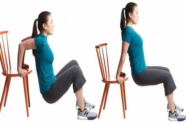 11 حرکت ورزشی عالی برای لاغر کردن قطعی بازوها