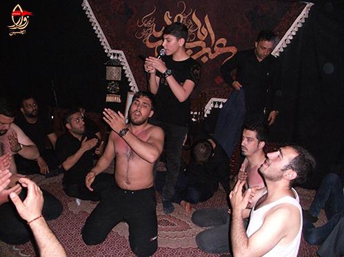 مداحی محمدطاها داودی در مراسم هشتمین سالگرد شهادت شهیددولت آبادی
