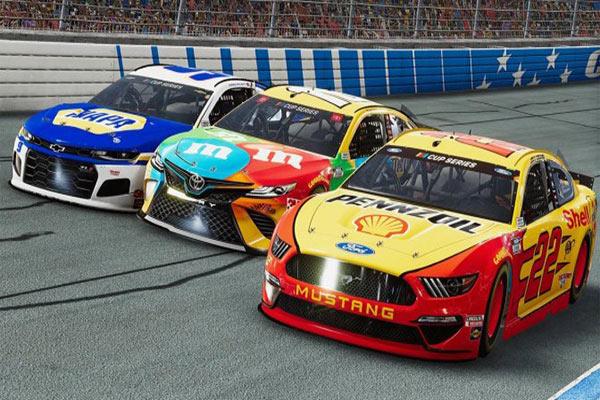 نمرات بازی NASCAR Heat 5