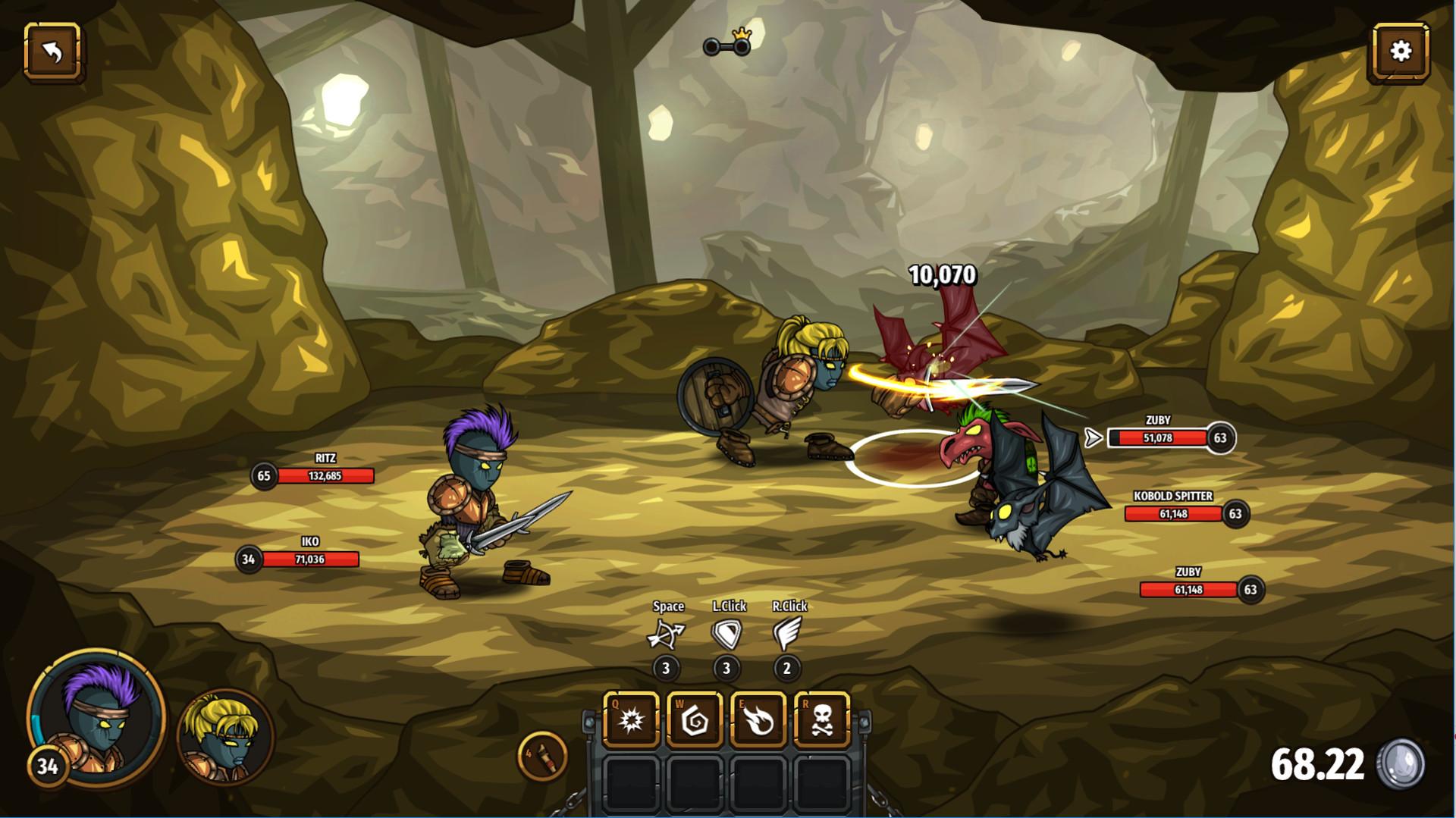 دانلود بازی Swords and Souls Neverseen برای کامپیوتر