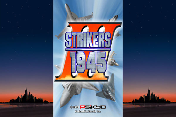 بازی Strikers 1945 III