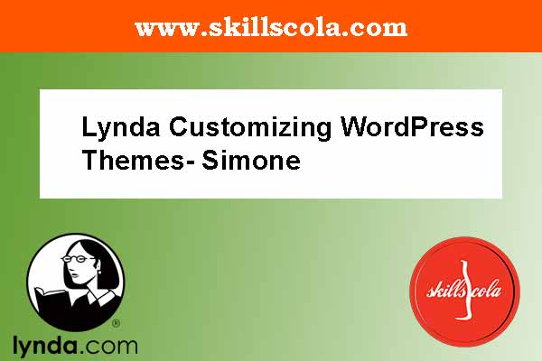 Lynda Customizing WordPress Themes
