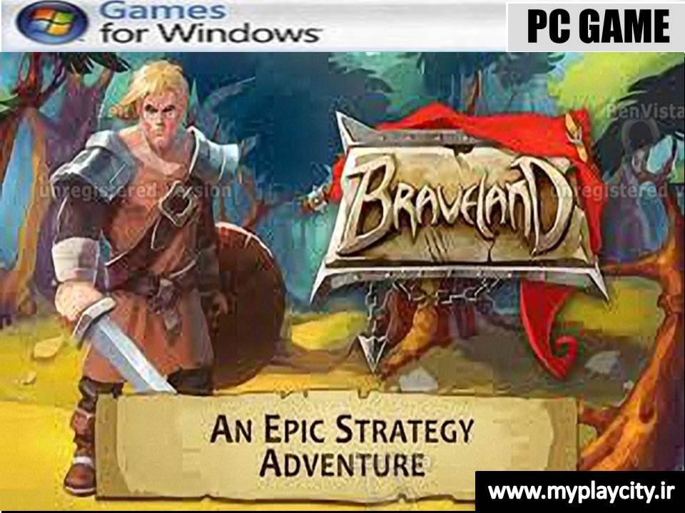 دانلود بازی سرزمین شجاعت – Braveland برای کامپیوتر