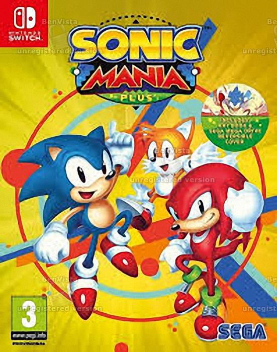 دانلود بازی Sonic Mania Plus برای کامپیوتر