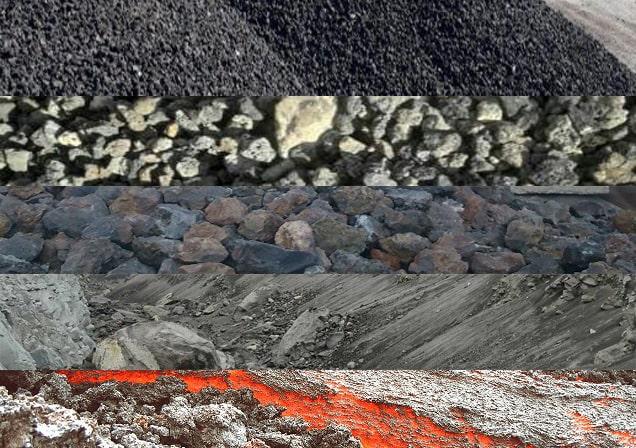 روند افزایش استفاده از پوکه معدنی