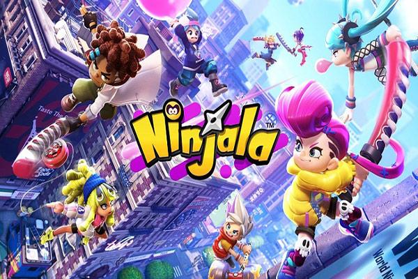 بازی Ninjala
