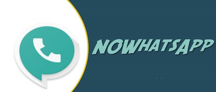 دانلود NOWhatsApp 9.61 نسخه جدید نو واتساپ برای اندروید