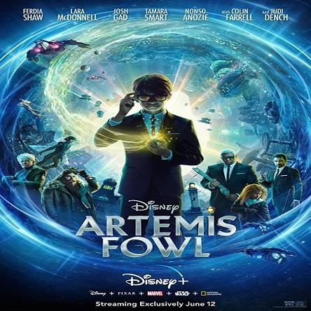 فیلم آرتمیس فاول - Artemis Fowl 2020