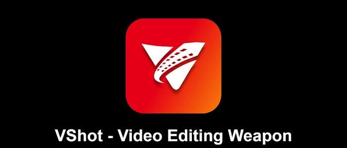 آموزش حذف پس زمینه ویدئو در اندروید با وی شات Vshot زمینه سبز