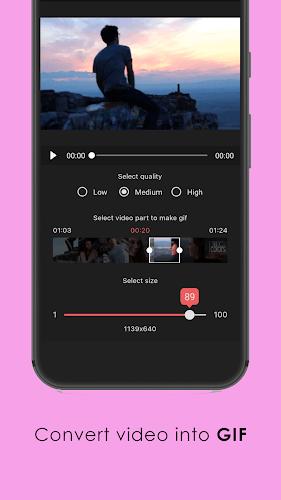 دانلود VShot 7.6 برنامه وی شات حذف پس زمینه فیلم در اندروید