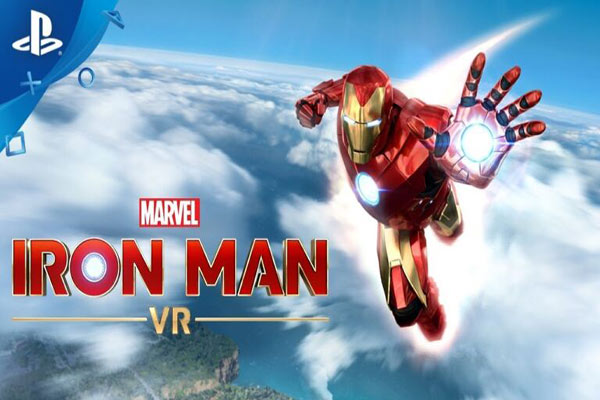 بازی Marvel's Iron Man VR