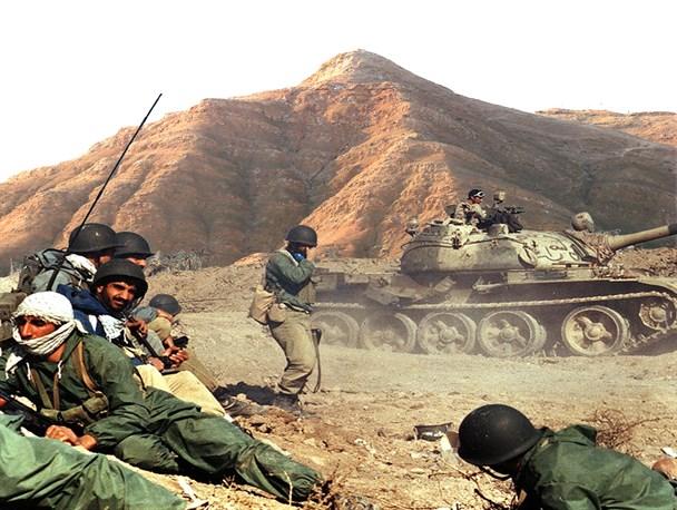 خاطره ای از اسدالله ثمری از رزمندگان گروه توپخانه 63 خاتم (ص)