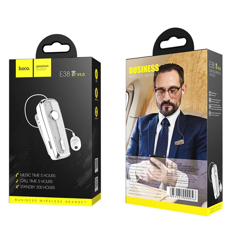 Hoco E38 Bluetooth Handsfree hoco e38 bluetooth handsfree Hoco E38 Bluetooth Handsfree Hoco E38 Bluetooth Handsfree