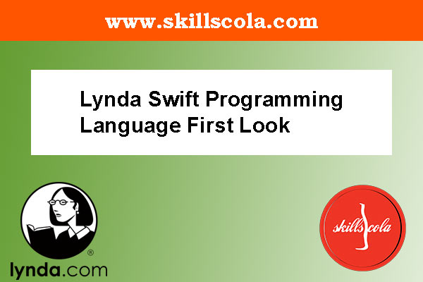 Lynda Swift Programming Language First Look