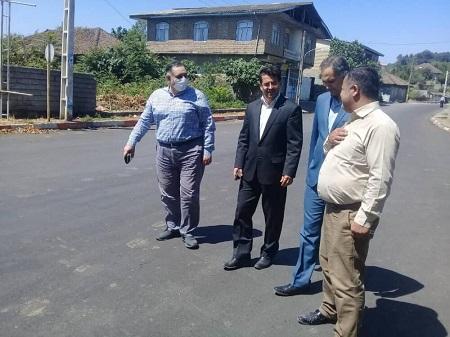 فرماندار آستارا از تصویب اعتبار طرح هادی ۲ روستا خبر داد