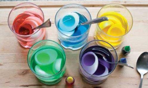 به جای رنگ غذا مصنوعی از چه چیزهایی می توانید استفاده کنید؟/ الکترو کالا