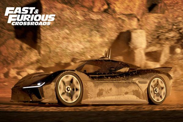 بازی Fast & Furious Crossroads