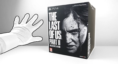 The Last of Us Part II Collector's Edition Unboxing