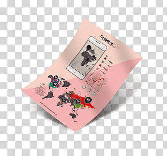 چاپ تراكت