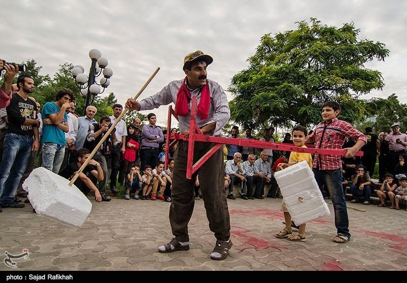۹۰ اجرا برای جشنواره تئاتر خیابانی لاهیجان تعریف شد