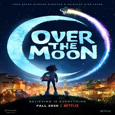 انیمیشن Over the Moon 2020