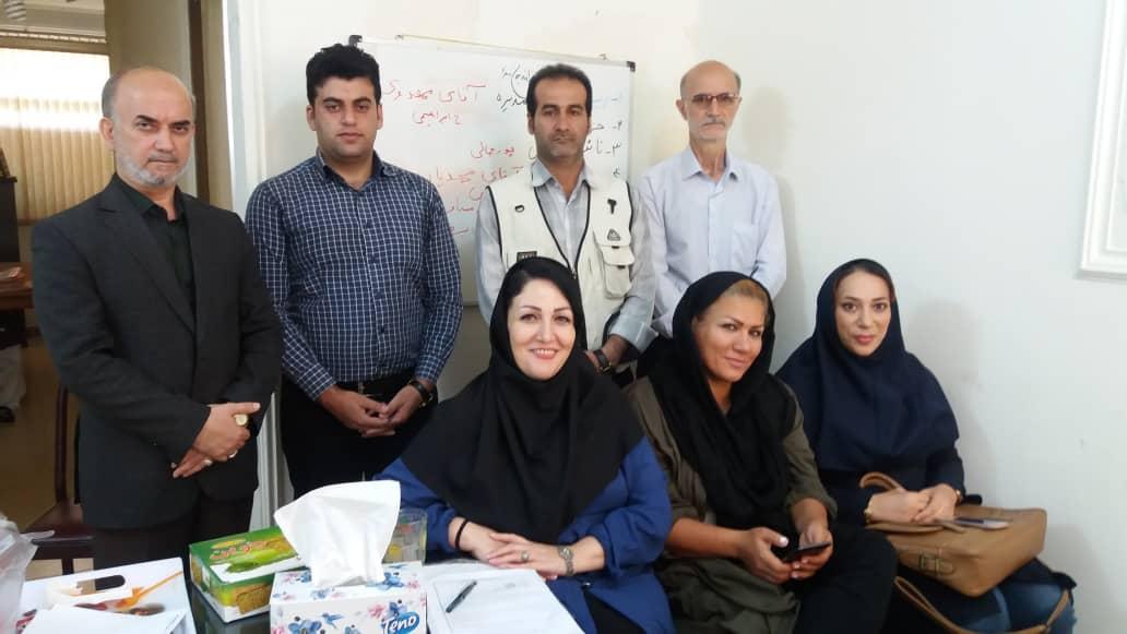 اعضاء هیأت مدیره خانه سازمان های غیردولتی استان گیلان تعیین شدند