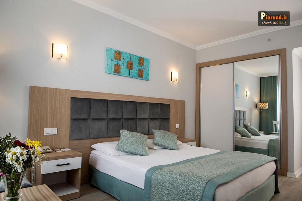 معرفی هتل Adonis Hotel آنتالیا