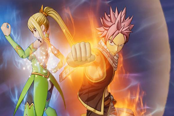 بازی Fairy Tail