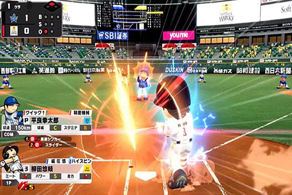 بازی Pro Yakyuu Famista 2020