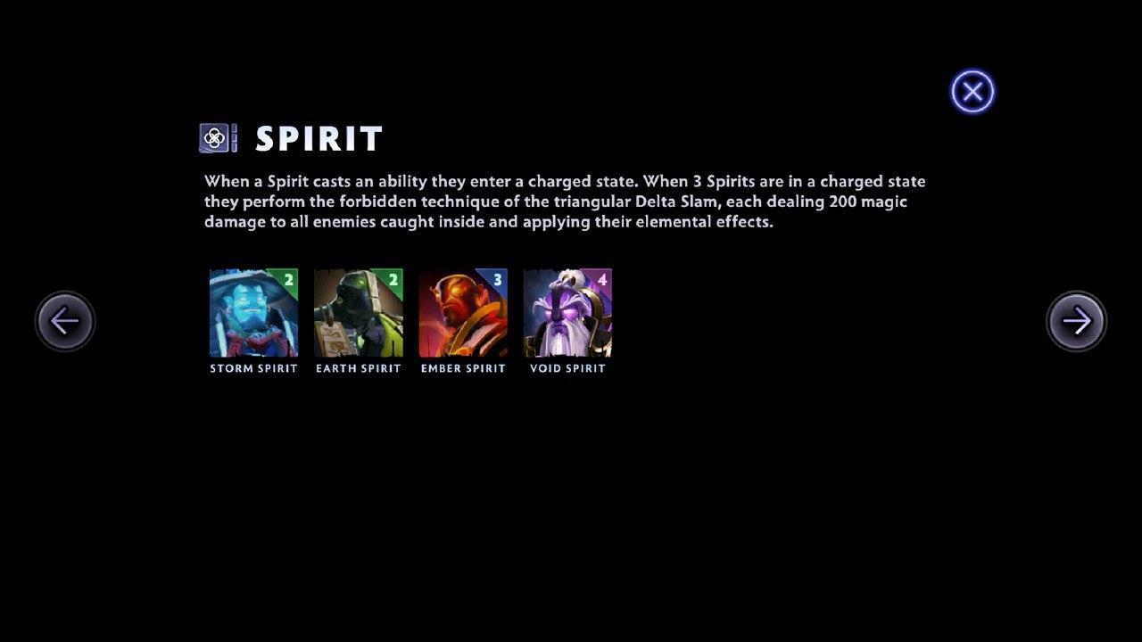 معرفی Alliance ها و خصوصیتشان قسمت 2 Spirit
