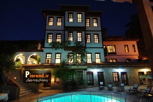 آشنایی با هتل Argos Hotel Kaleici در شهر آنتالیا