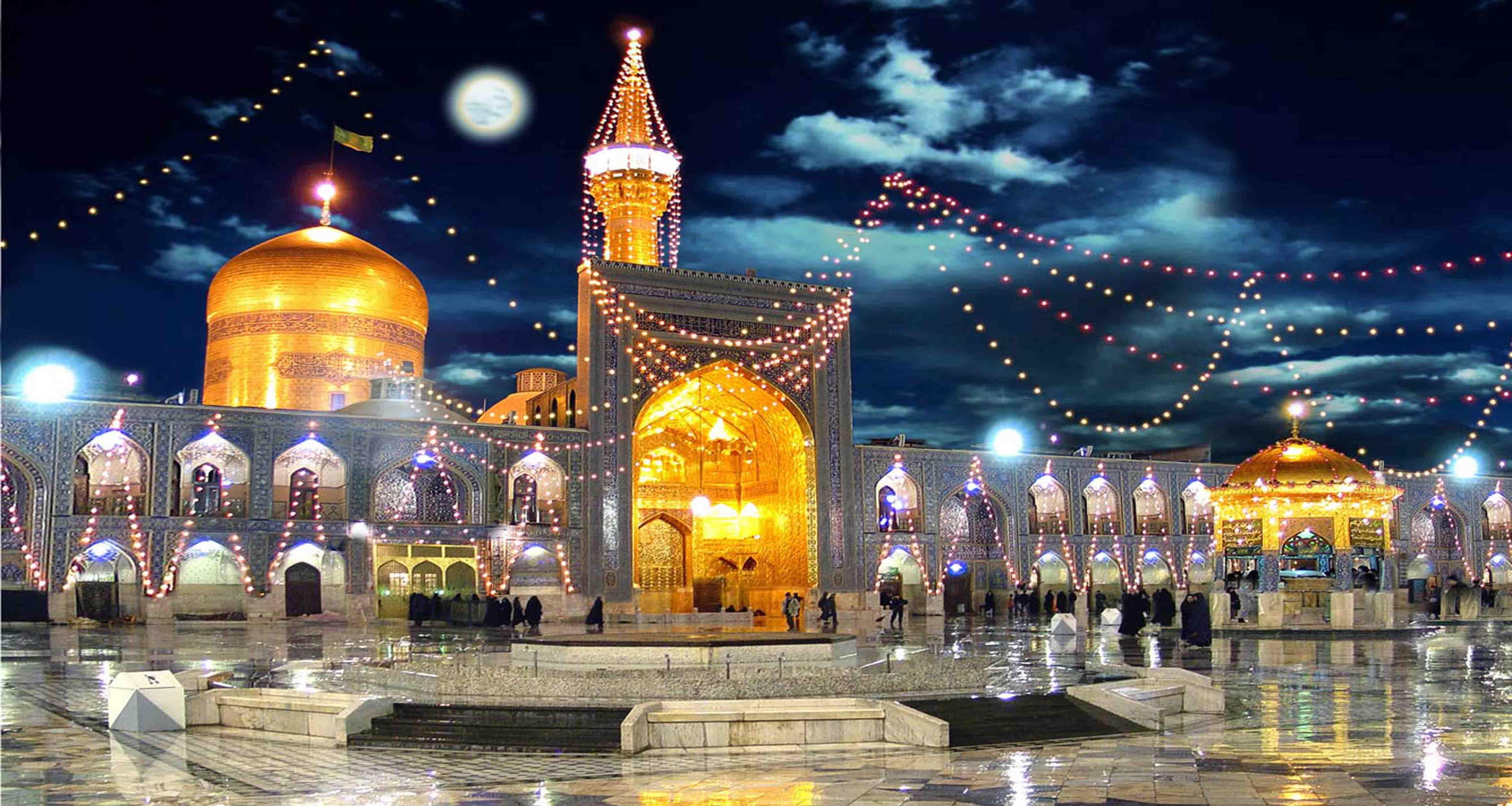 دانلود جدیدترین فایل نقشه اتوکد شهر مشهد با فرمت DWG