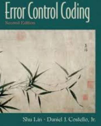حل المسائل کتاب کدنویسی کنترل خطا شو لین SHU LIN