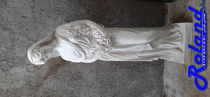 آباژور فایبرگلاس  , مجسمه فایبرگلاس , تولید فرشته و مجسمه برای دکور محوطه باغ و ویلا