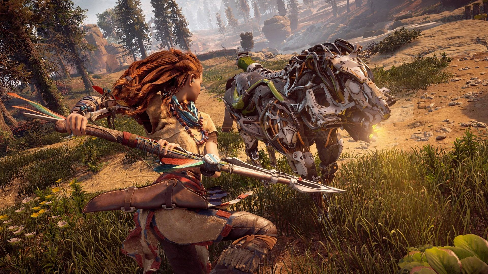 Horizon Zero Dawn For PC