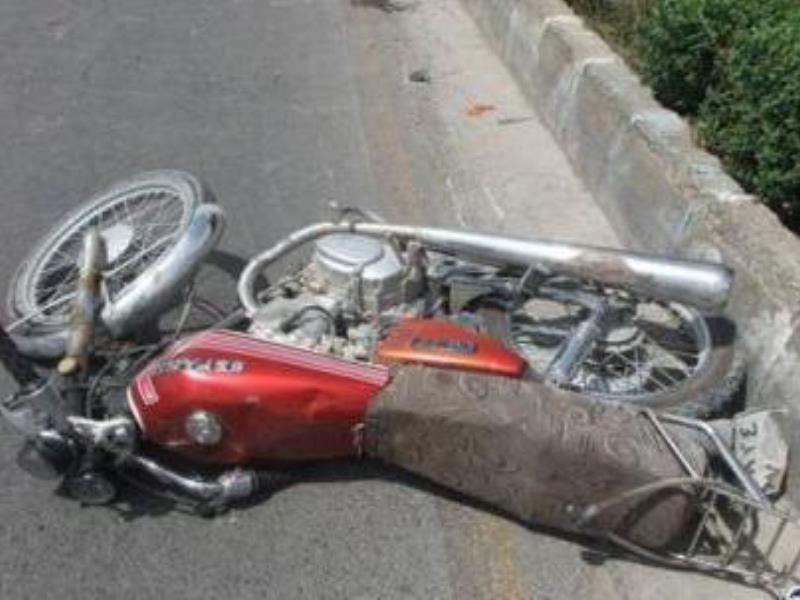 بیتوجهی راننده پژو، به مرگ موتورسوار ختم شد