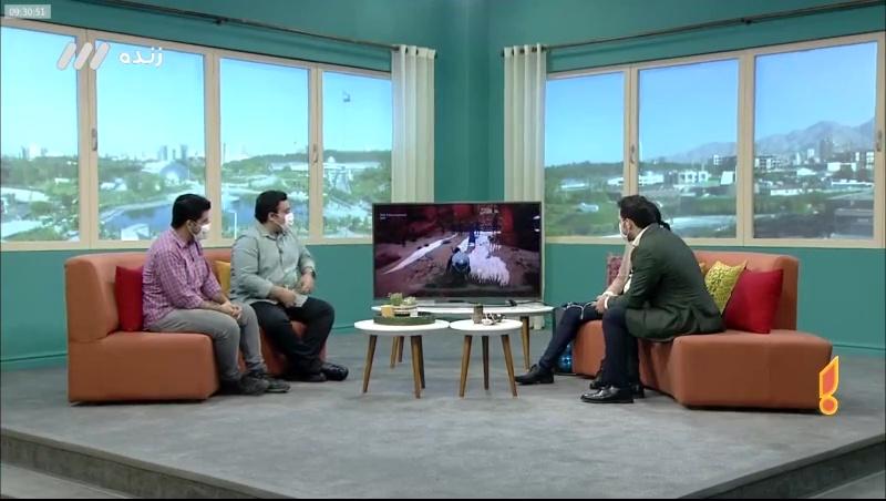مصاحبه با عماد رحمانی درباره بازی پترا و سفیر عشق