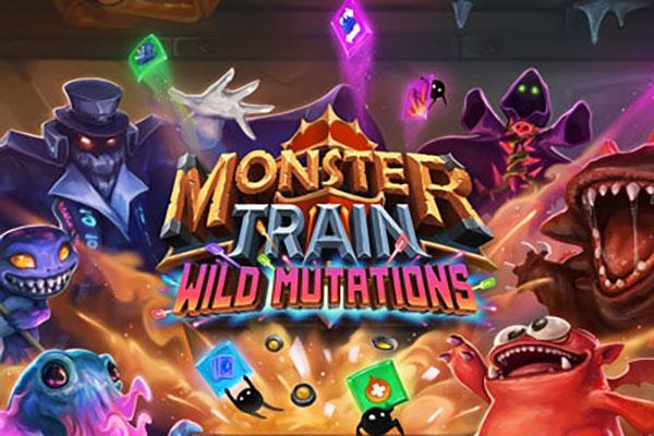 دانلود بازی کامپیوتر Monster Train Wild Mutations