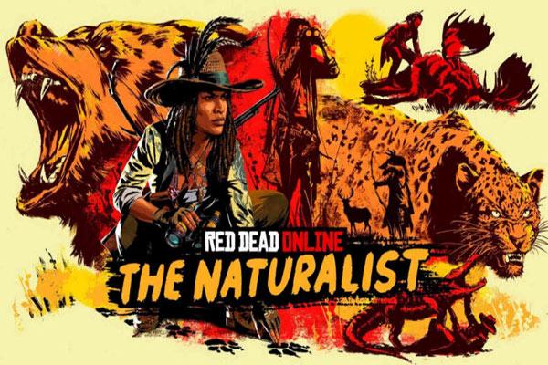بزرگ Red Dead Online