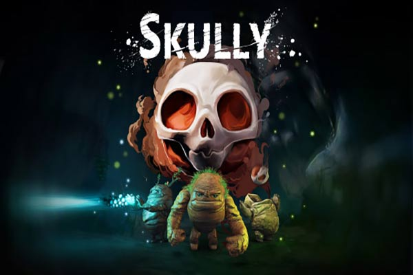تروفیهای بازی Skully