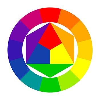 رنگ در طراحی سایت شرکتی